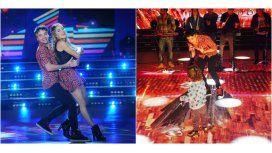 Agustín Casanova brilló en la pista de Showmatch y Lolo bailó al ritmo de Márama