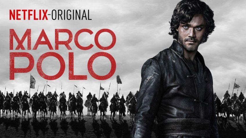 La última ola, Dos tipos peligrosos y entrevista exclusiva con los protagonistas de Marco Polo