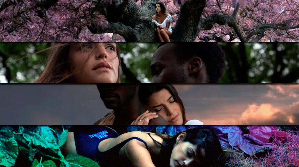 Calu Rivero: atuendo sexy y mimos en el bosque en el nuevo videoclip de Julieta Venegas