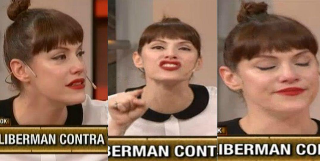 Después del cruce de Connie Ansaldi con Liberman, José María Listorti reventó a la panelista y la hizo llorar al aire