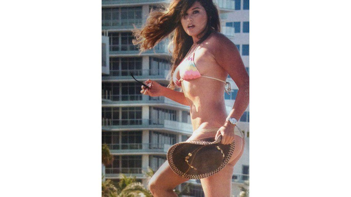 Loly Antoniale confiesa: Fui a Miami sola y volví con tres kilos de más