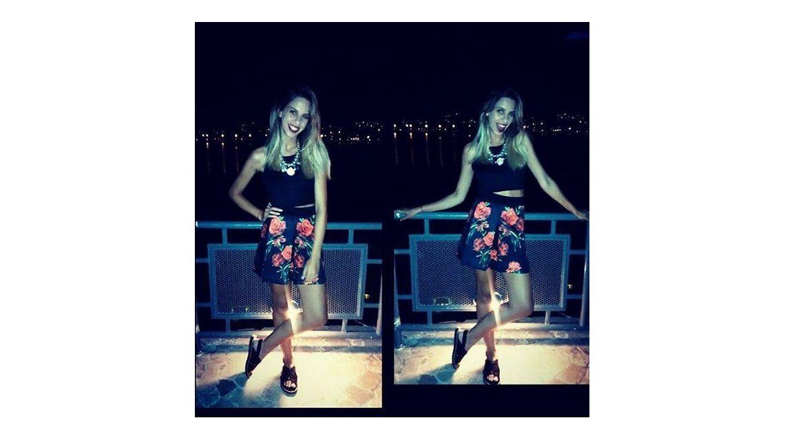 El destape de Jazmín, la hija de Osvaldo Laport: mirá su sensual video