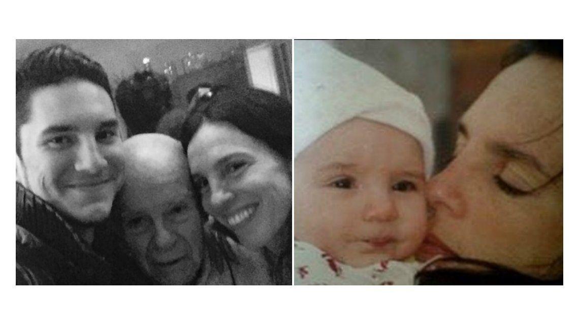 Los tiernos mensajes de Fran y Juanita Tinelli a Paula Robles por su cumpleaños