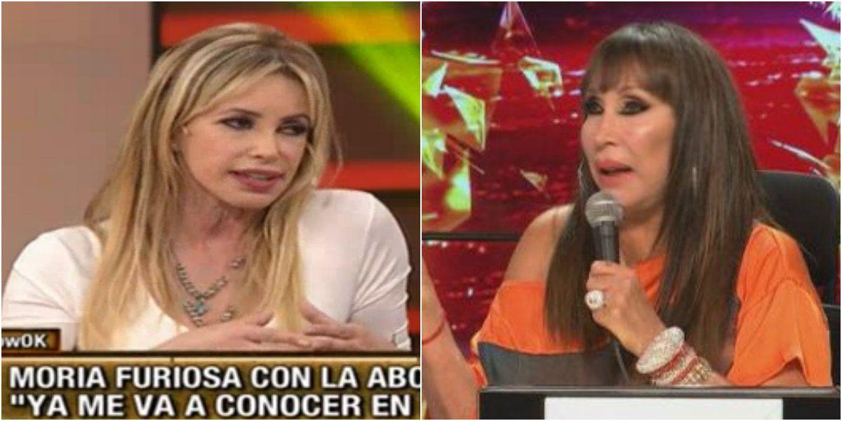 Fernanda Herrera, la abogada hot se sumará al Bailando y ya se cruzó con Moria Casán