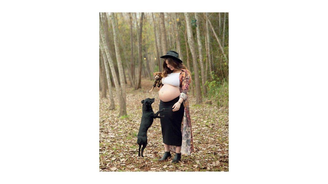 Juana Repetto: Estoy convencida de que en algún momento voy a encontrar una pareja y tener más hijos