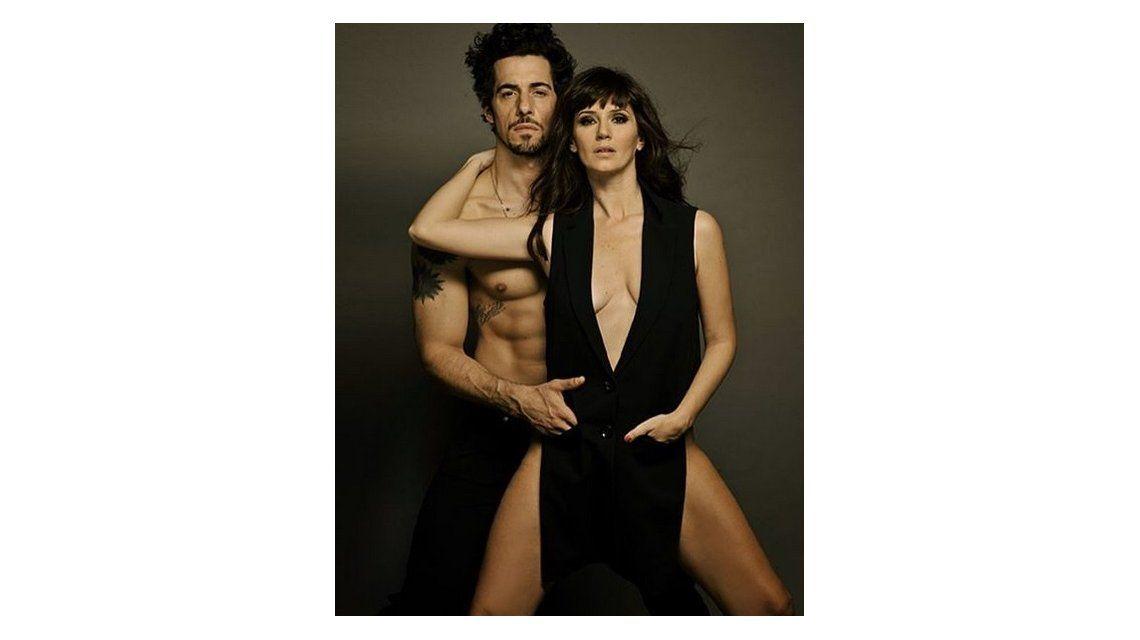 El secreto de Griselda Siciliani y Esteban Lamothe: Analizamos juntos qué queremos contar y vamos a fondo cuando nos tocan escenas románticas