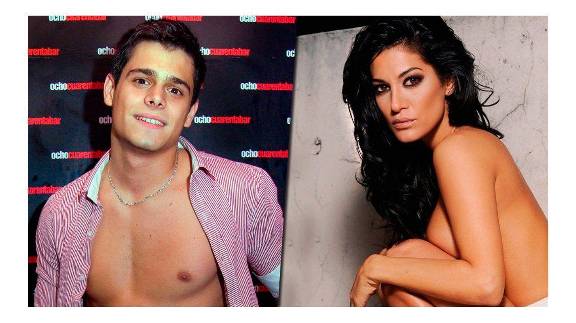 Lucas Velazco y su canción dedicada a Silvina Escudero: Me mordí los labios mucho tiempo