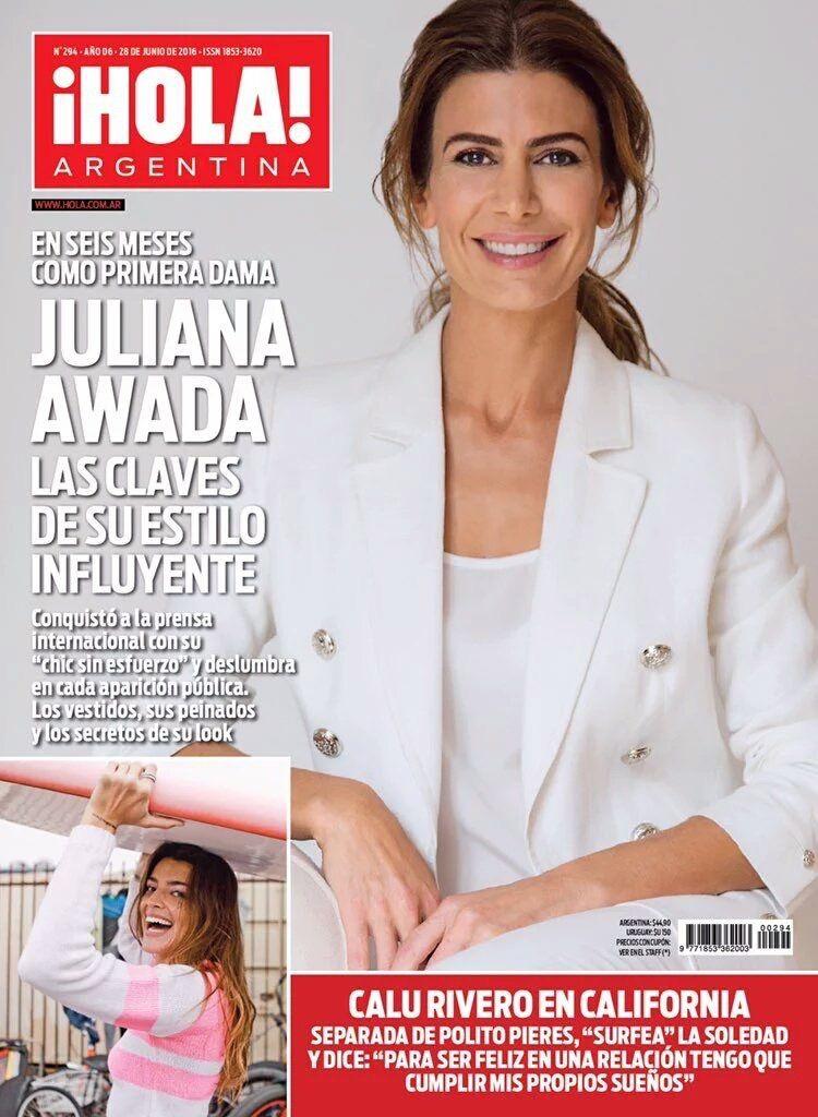 Tapas de revistas: Griselda Siciliani y Esteban Lamothe hablan del éxito y el sexo, y la nueva vida de Pablo Echarri