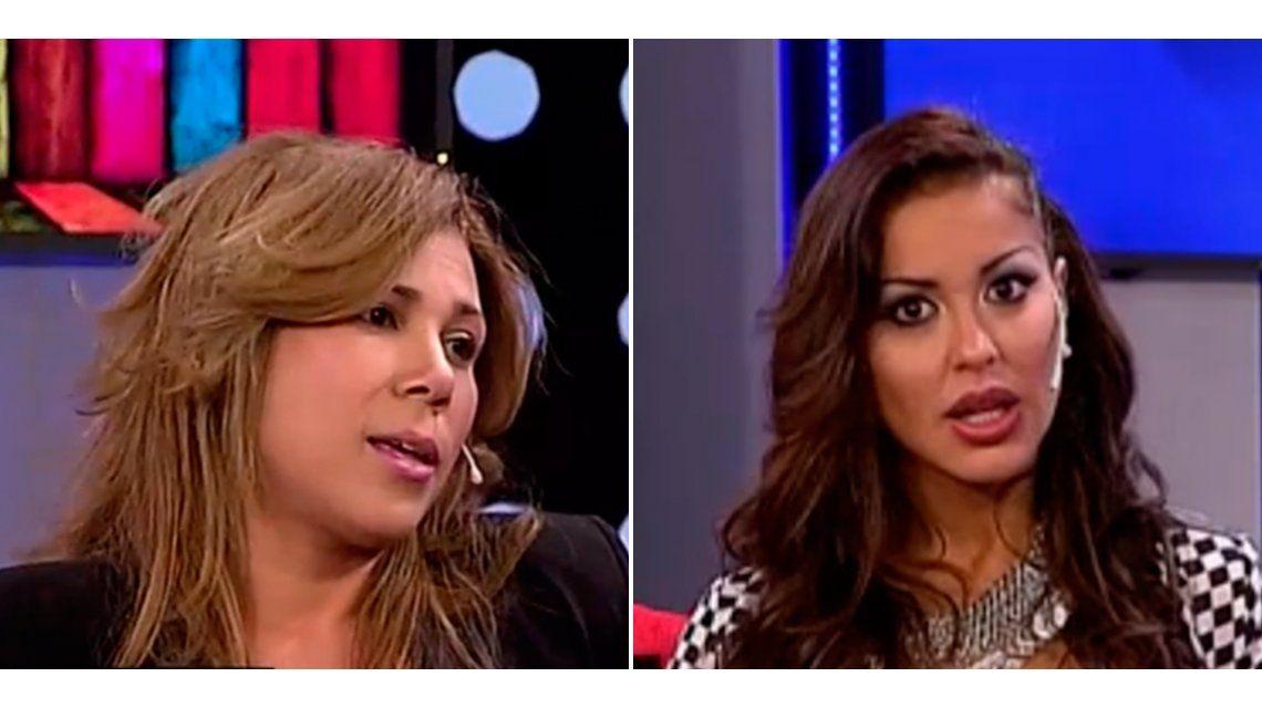 Jaqueline Dutrá acusó de cómplice a Pamela Sosa al aire y ella le respondió en Twitter