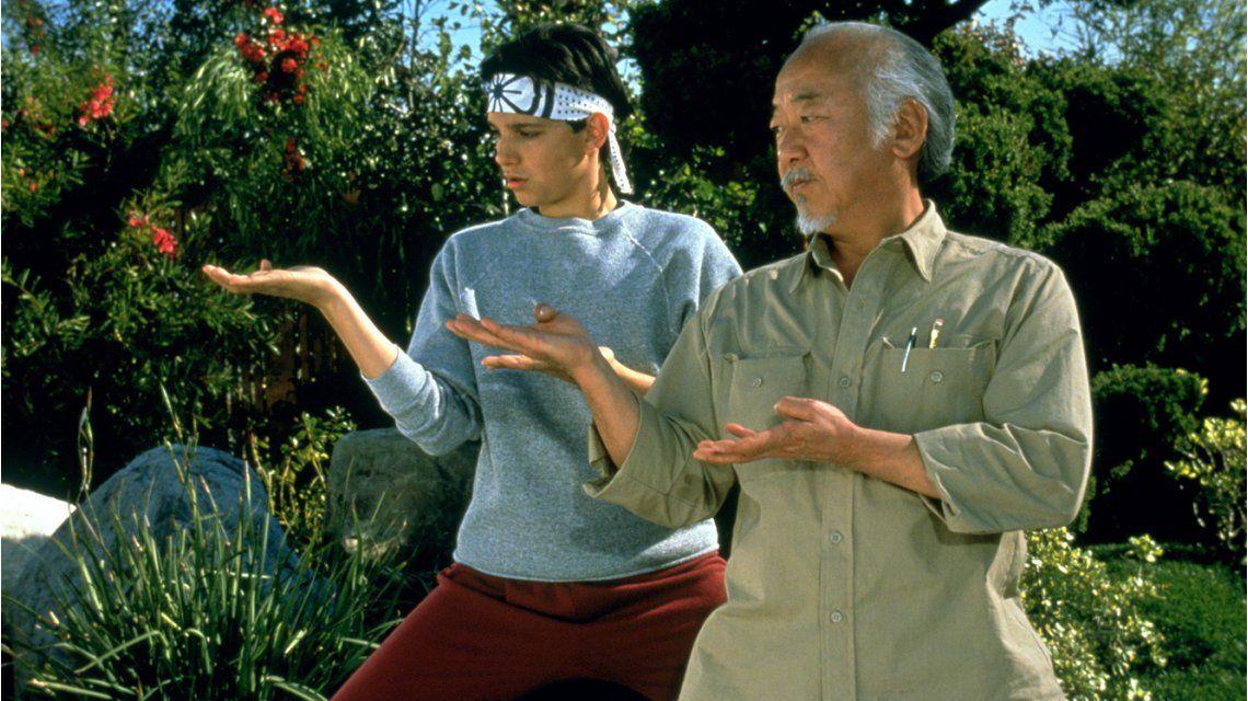 Daniel San de Karate Kid hará una serie porno: los detalles