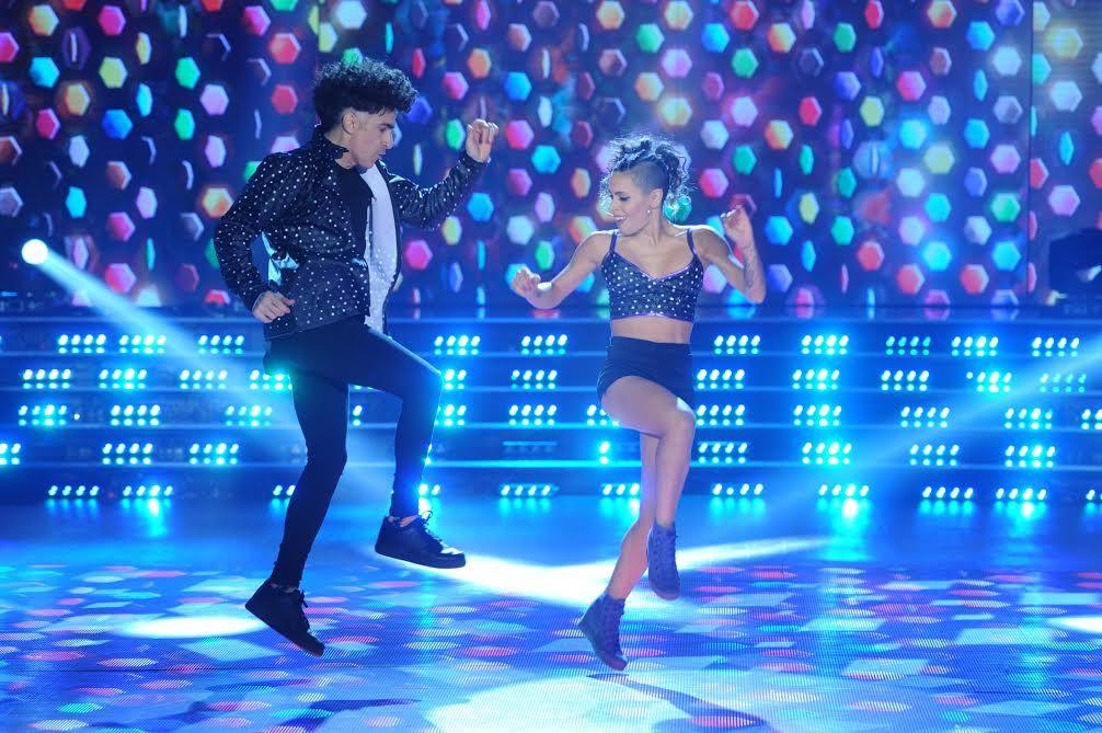 Favio Posca se lució al ritmo de Rombai: logró el puntaje más alto de la cumbia pop