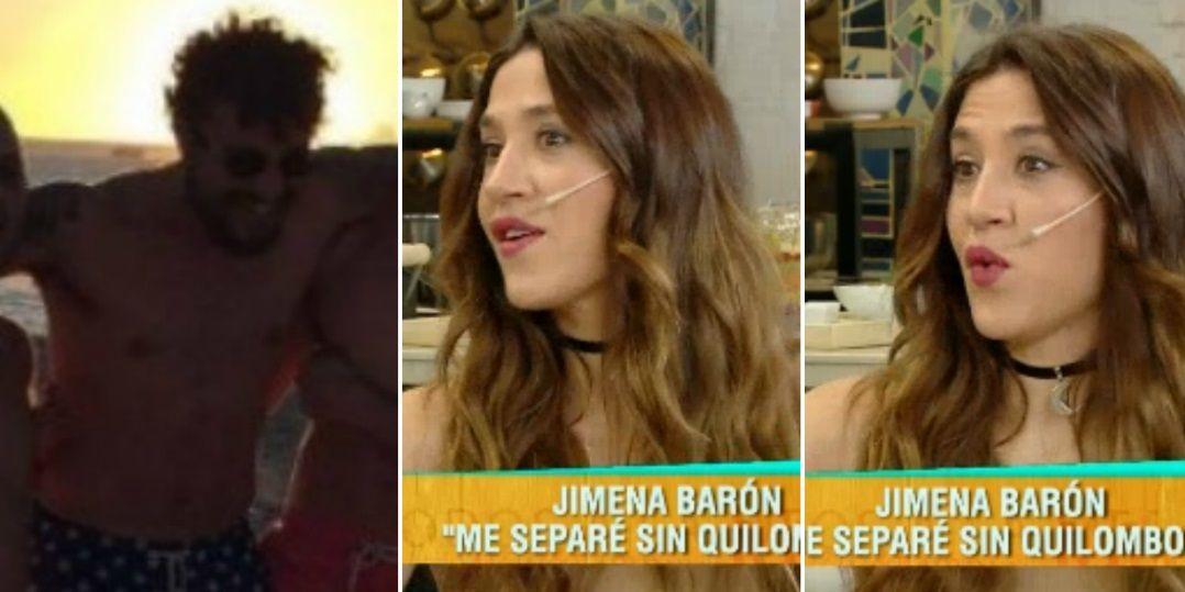 La primera salida de Jimena Barón: Danielito está en Ibiza y la gente piensa que yo estoy haciendo milanesas