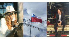 La China y Vicuña provocaron con sus mensajes sobre Argentina y Chile