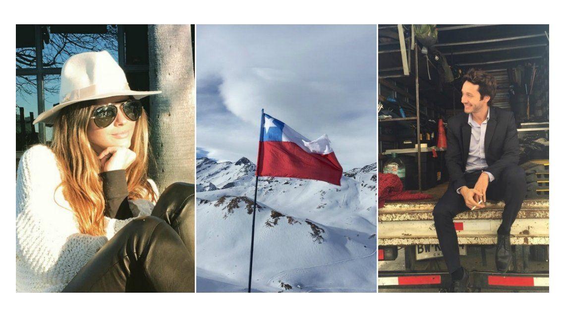 China Suárez y Benjamín Vicuña provocaron en las redes sociales con sus mensajes sobre Argentina y Chile