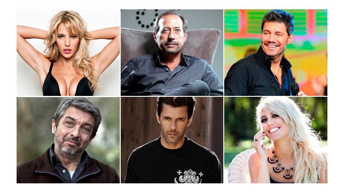 ¿Cuánto sabés sobre los nombres de los famosos?