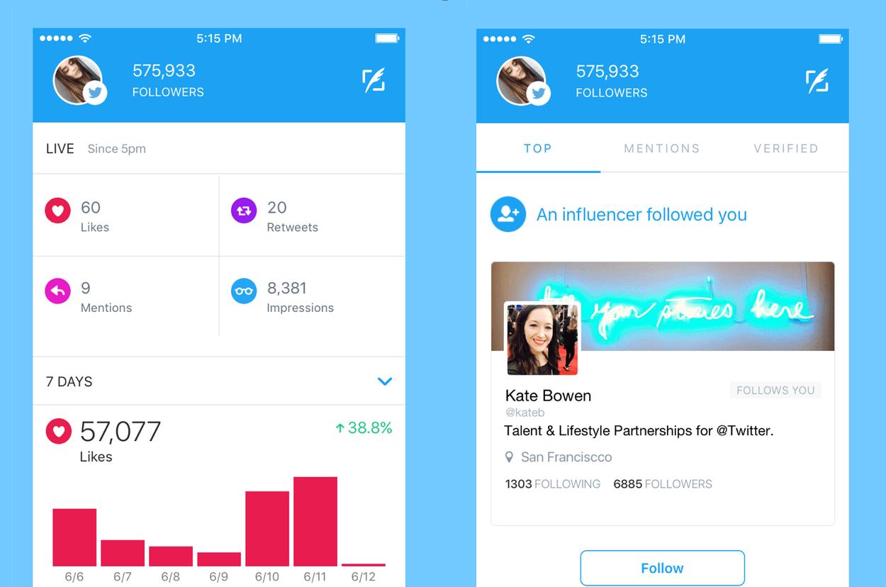 Twitter lanza Engage, la app para que famosos eviten el acoso