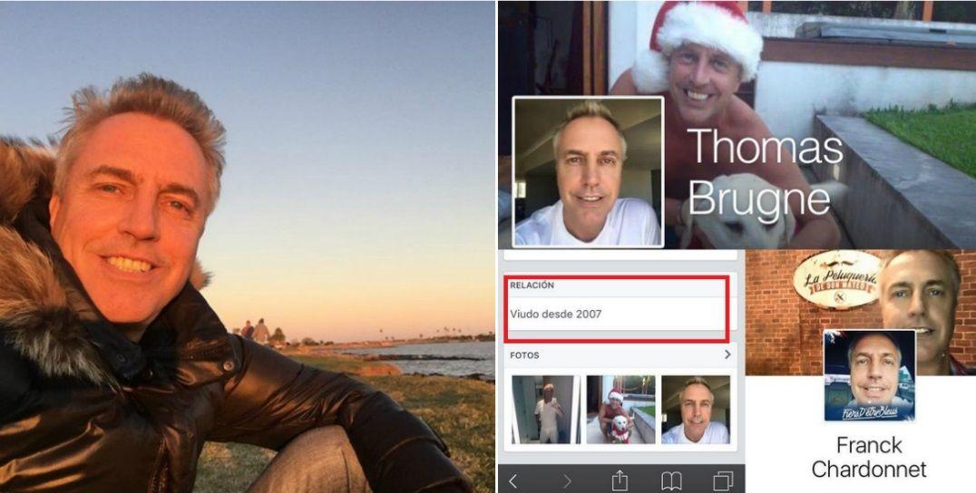 Marley denuncia un perfil trucho de Facebook: Viudo desde 2007; empiezo a desconfiar si soy yo