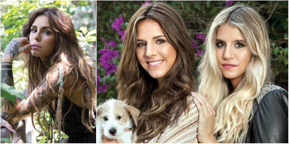 El tuit (con foto) de Candelaria Tinelli en contra de las camperas de cuero que tuvo que borrar: ¿la perjudicó a su hermana Micaela?