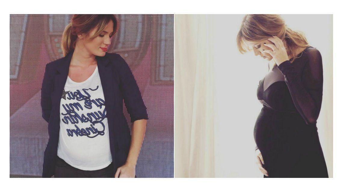 La dieta de Paula Chaves, embarazada: Soy una paciente muy obediente