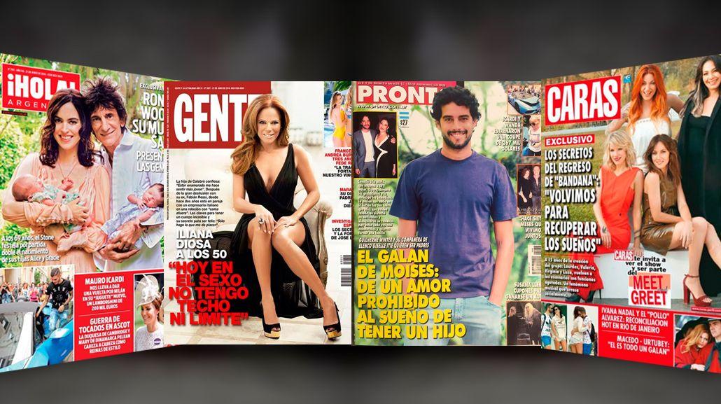 Los secretos del regreso de Bandana y las confesiones sexuales de Iliana Calabró