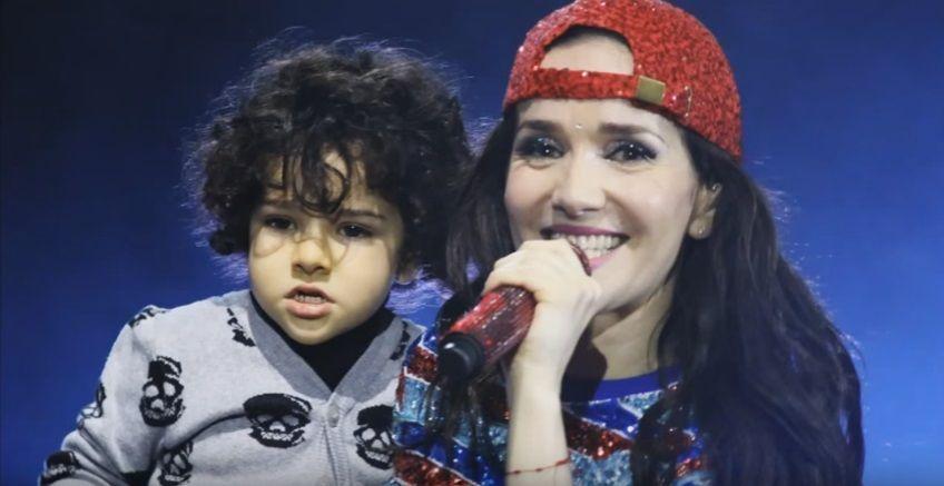 El enojo de Natalia Oreiro contra la TV Pública: A mi hijo le encantaba Zamba y no lo están dando