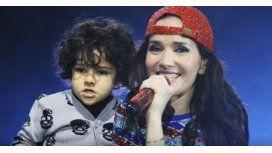 El enojo de Oreiro contra la TV Pública: A mi hijo le encantaba Zamba y...