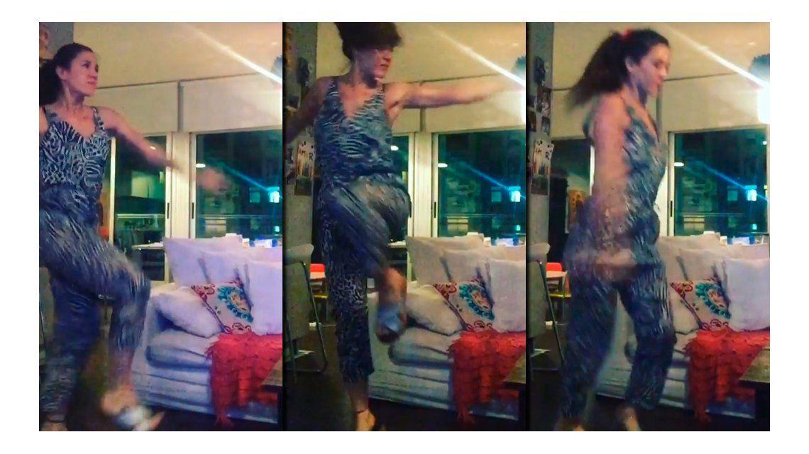 Jimena Barón, ¿pide pista del Bailando 2016?: el divertido video en las redes