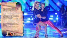 ¿Flor Vigna deja Showmatch? La emotiva carta de la bailarina: Tengo miedo de...