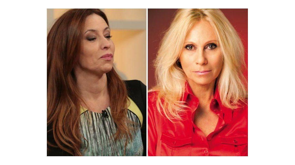 Fuerte pelea en vivo entre Analía Franchín y Ana Rosenfeld: Sos una víbora mentirosa