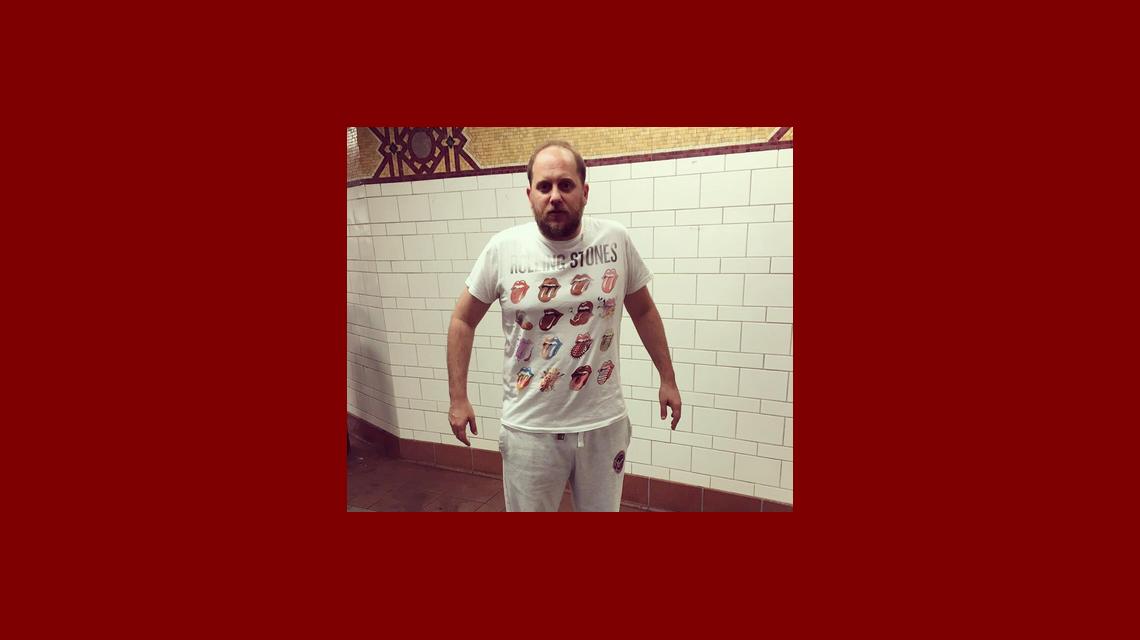 Cayetano, en Nueva York: el video de su papelón bailando en el subte