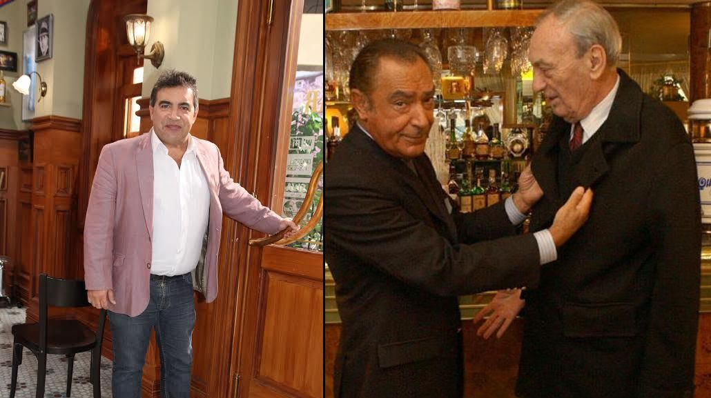 Diego Pérez le respondió a Marina Calabró por el parecido de su personaje al de su padre