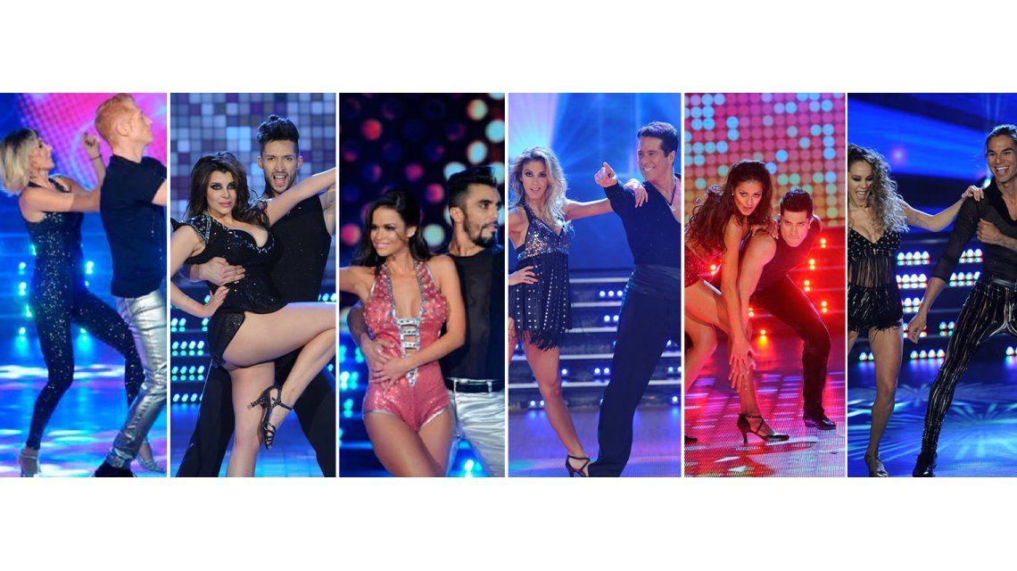 Showmatch: ¿Qué pareja querés que se vaya del Bailando 2016?