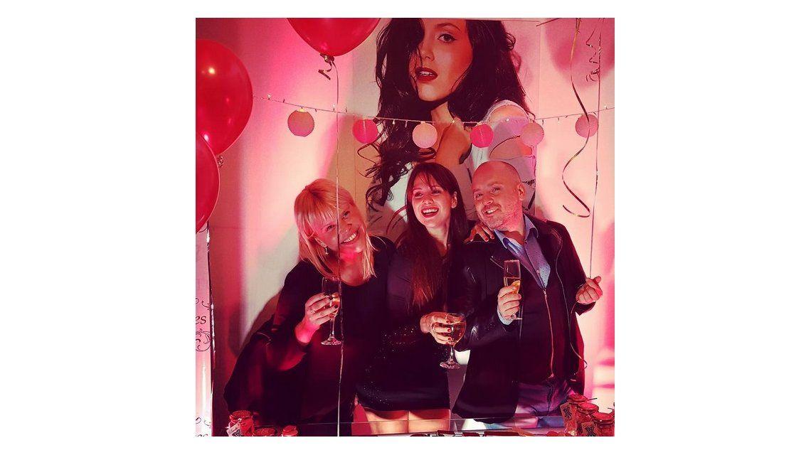 Las fotos del festejo del cumpleaños 22 de Barbie Vélez: fiesta en Tigre con Nazarena y su círculo íntimo