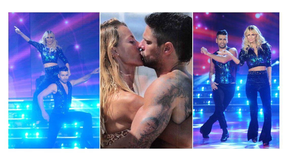 Sabrina Rojas volvió al Bailando: excelente puntaje y romántica anécdota con Luciano Castro