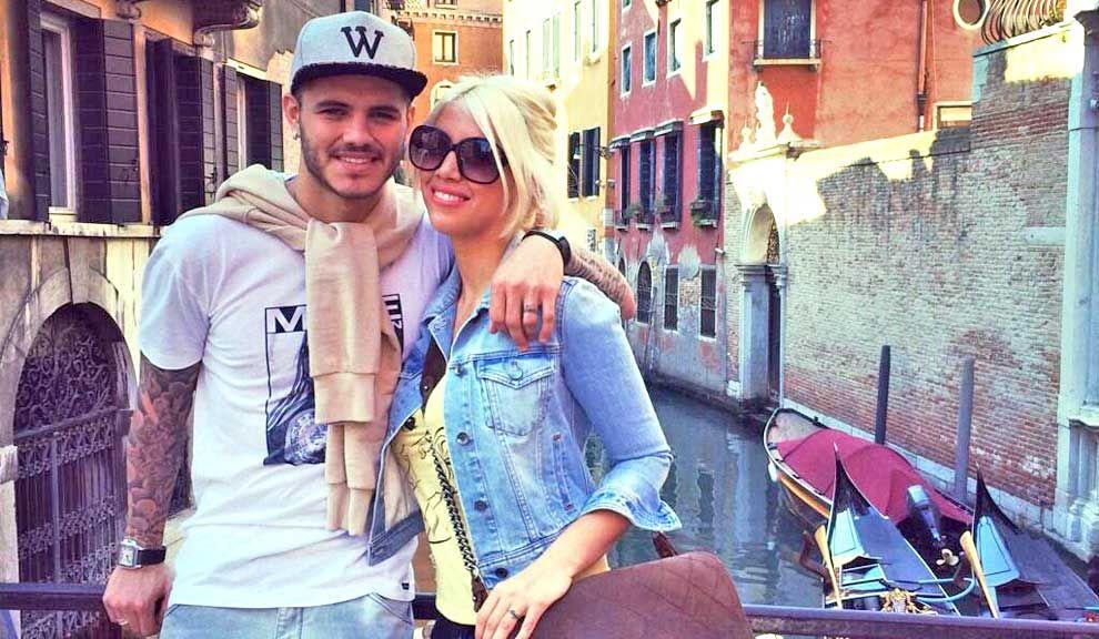 Mauro Icardi: su familia lo reclama en la Selección y él contesta con una foto hot de Wanda
