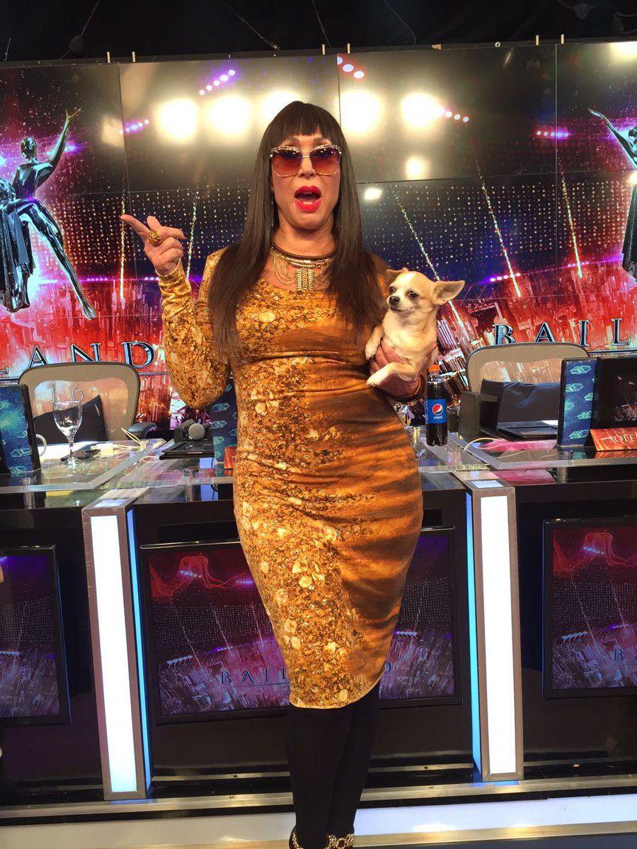Moria Casán, sarcástica e irónica sobre una zorra de zoomacht: Mujer astuta que está de vuelta
