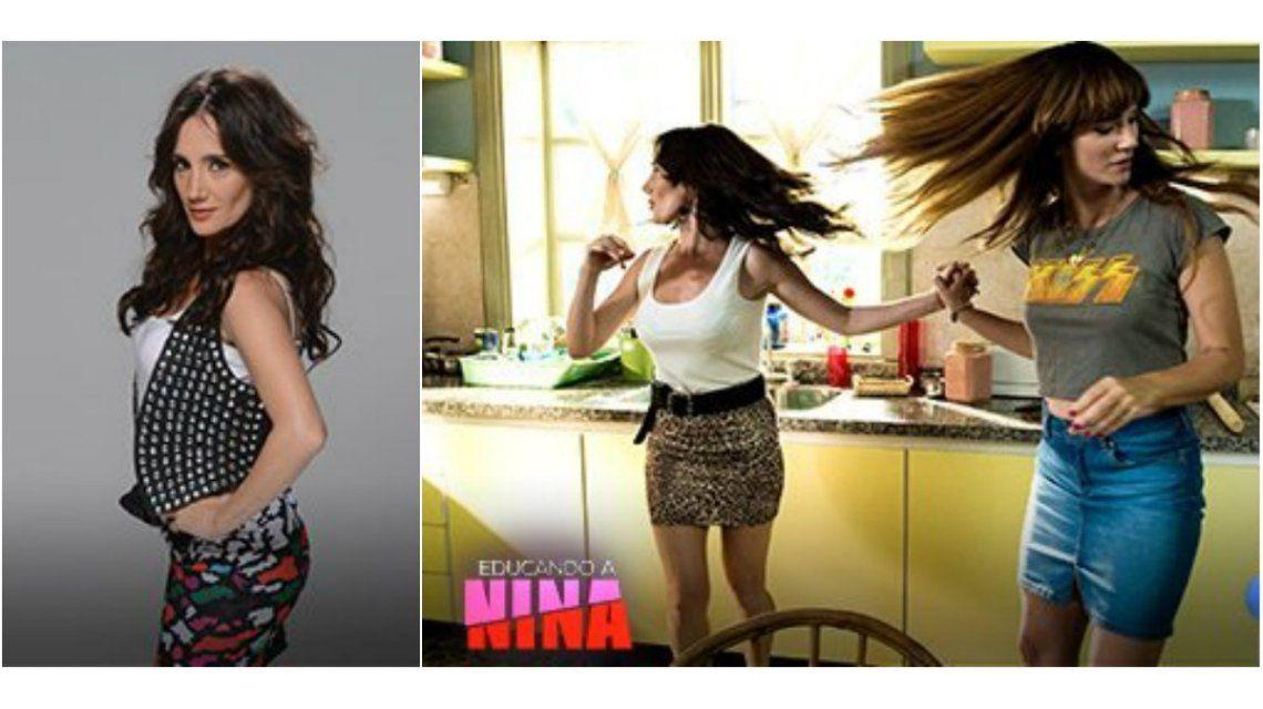 Jorgelina Aruzzi, la bailantera sexy de Educando a Nina: Una vez me puse botox y no me gustó