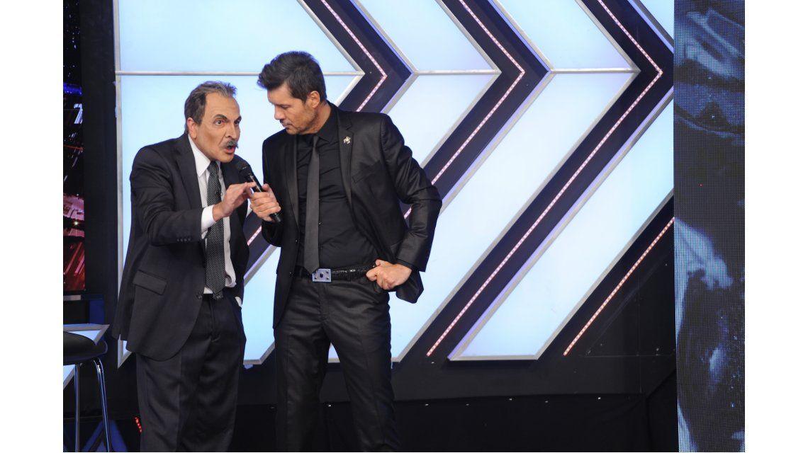 Guillermo Moreno, parodiado en ShowMatch: mirá la imitación de Freddy Villarreal