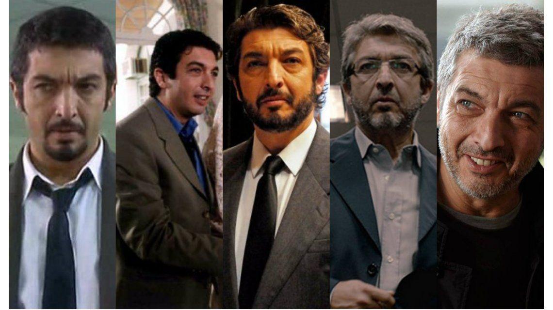 Ricardo Darín fue reconocido con el Premio Platino de Honor del Cine Iberoamericano