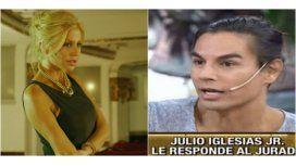 Julio Iglesias Jr. negó un viejo romance con Barbie Simons: Es mi amiga hace 25 años
