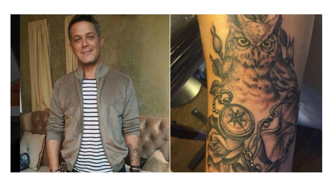 Todos Los Tatuajes De Alejandro Sanz en medio de rumores de ruina, alejandro sanz se hizo un