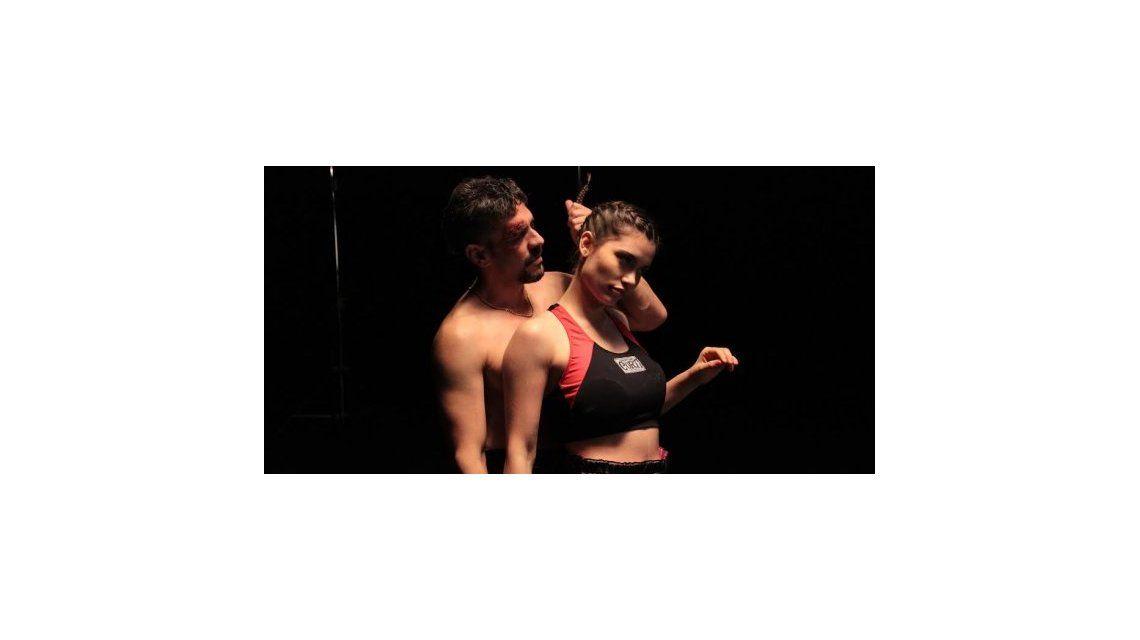 El fogoso trailer de Eva De Dominici y Leo Sbaraglia: desnudo y apasionado beso