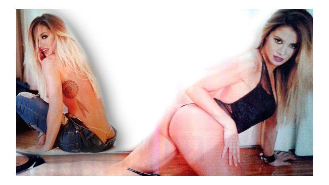 Claudia Ciardone, muy hot: Me pongo en bolas pero me da vergüenza hablar de mi vida privada