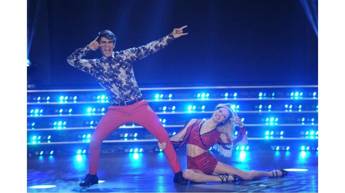 Exitoso debut de Fer Vázquez, de Rombai, en ShowMatch: ¡mirá cómo bailó!