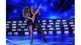 Desastroso baile para Julio Iglesias Jr.: cargadas de Tinelli y risas de la coach