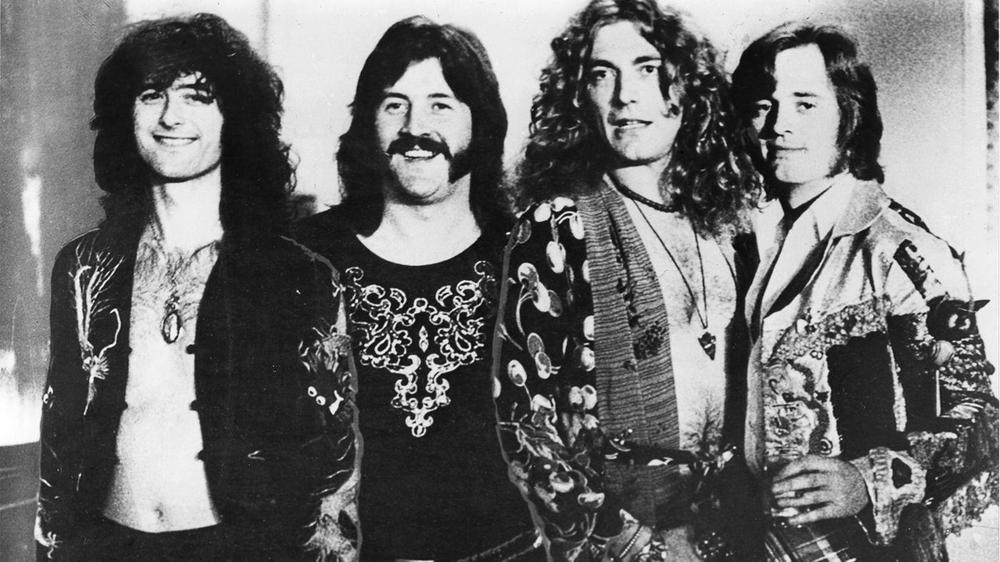 Led Zeppelin se enfrenta a un juicio por plagio por Stairway to Heaven