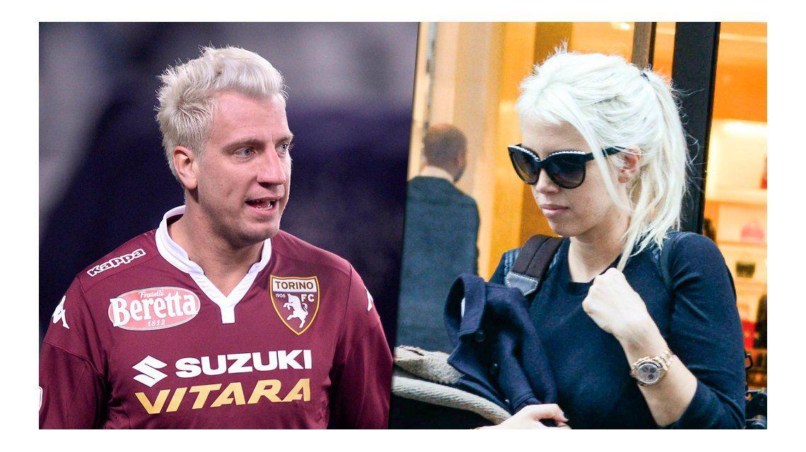 Maxi López denunció a Wanda Nara por no dejarlo ver a sus hijos