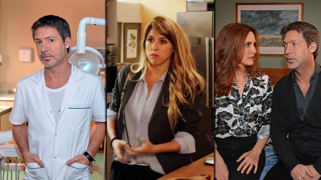 Así comenzó Silencios de familia: mirá el regreso a la tevé de Suar, Julieta Díaz y Flor Bertotti