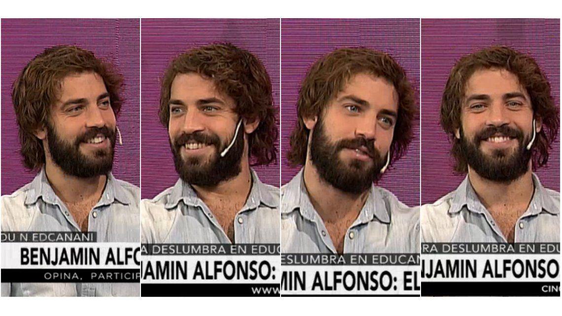 Benjamín Alfonso: sus técnicas de seducción y particular dato sobre su situación amorosa