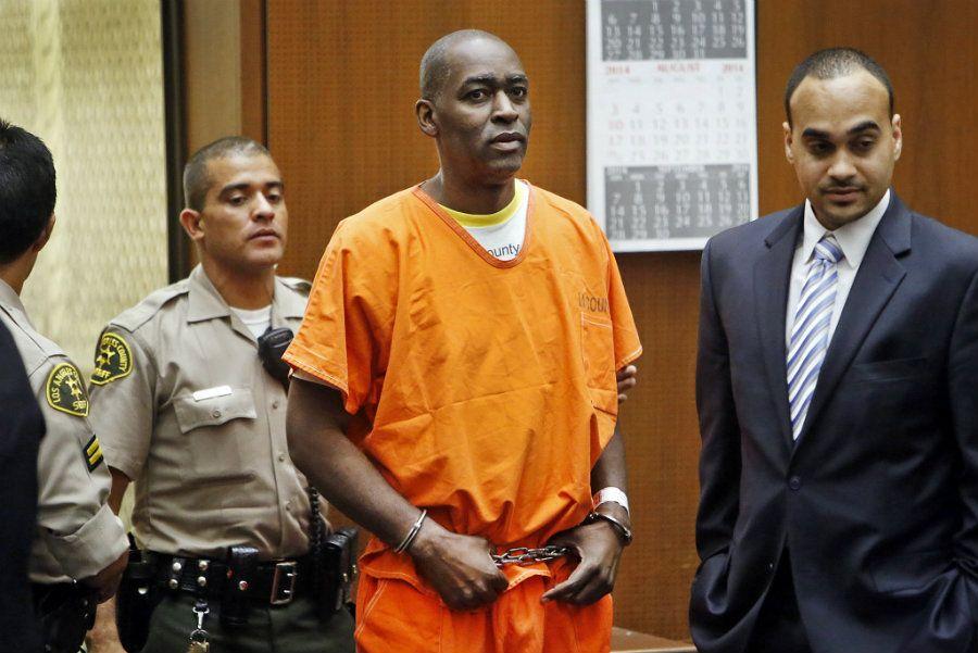 Un actor de Forrest Gump fue condenado a 40 años de cárcel por matar a su esposa